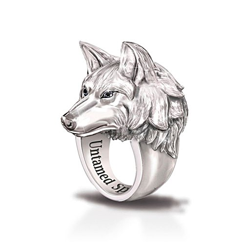 Cheap wolf ringing