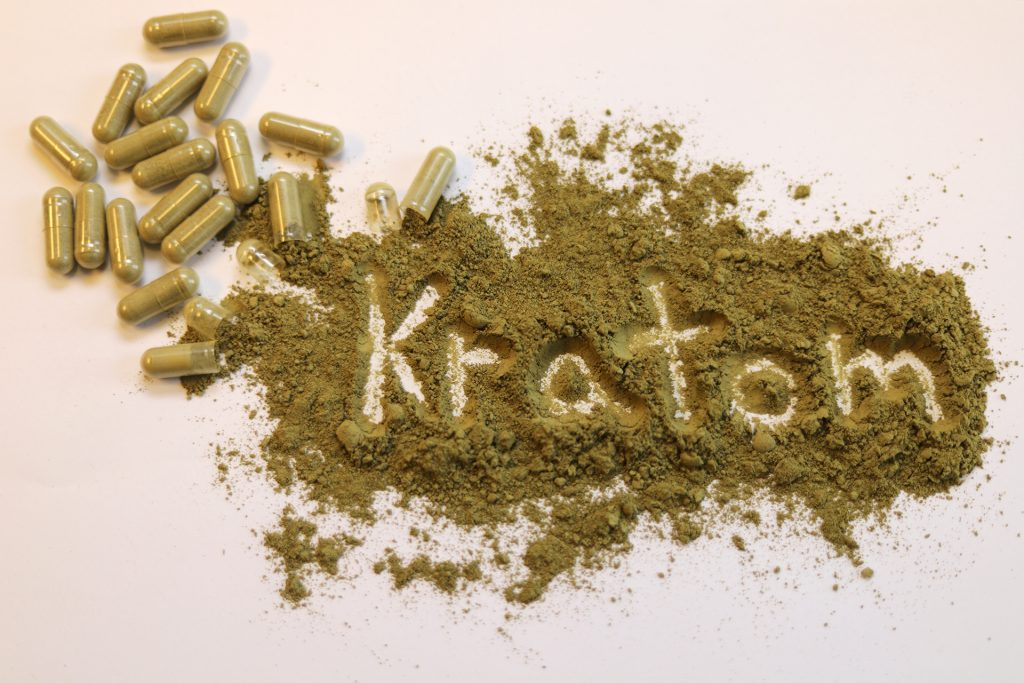 kratom for depression